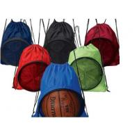 Quality Sports soccer basketball Drawstring bag School Backpack Bags for sale