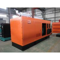 Quality 350KVA Diesel Power Generator Set Cummins Power 60Hz 1800 Rpm Diesel Generators For Sale for sale
