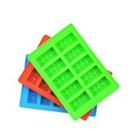 China Eco-friendly Soft Custom Color Logo Special Silicone Ice Tray homemade ice cream rolls maker ice cube tray on sale