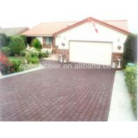 Quality rubber floor for driveway(EN1177, SGS, IOS9001:2000) for sale