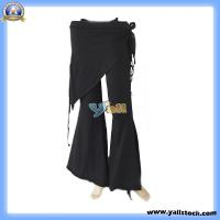 Quality Tribal Belly Dance Pants Bottom Costume Black-F00338 for sale