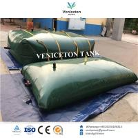 China Veniceton 1000L-50000L Collapsible Rainwater Harvesting Bags Water Tank on sale