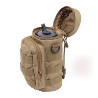 Quality Tactical Water Bottle Pouch Pack Gear Waist Molle Gear Attachments for sale