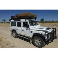 Buy Anti UV 4x4 Camping Tents , Rooftop Pop Up Camper Tent With 2.3m Ladder at wholesale prices