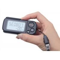 Buy Multi - Function 3D Smart Pedometer With Clip Strap 30 Days Memory High Accurate at wholesale prices