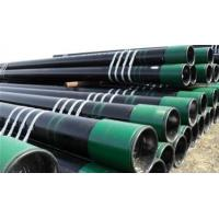 Buy cheap API 5CT Casing and Tubing, K55/J55 Steel Casing Pipe, N80/P110/T95 Casing Pipe from wholesalers