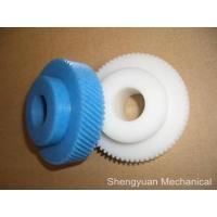 Quality Plastic Gear Accessory Mould , Precision Gears Mold Parts with Different Color for sale