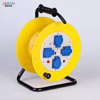 Quality Waterproof Extension Cord Hose Reel Drum ABS Palstic Material 1800~5000 Watt for sale