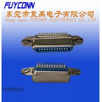 Quality 24 Pin Female Solder Type Connector for sale