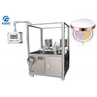 Quality High Precision Cosmetic Filling And Packaging Machine With Glass Cover for sale