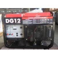 Quality 10KW Twin Cylinders Portable Diesel Generator Set VDG12 for sale