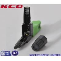 Quality 0.9mm Bare Fiber Optic Fast Connector Quick Assembly for FTTH GPON EPON for sale