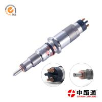Quality Dongfeng Truck Injector0 445 120 123 car fuel nozzle fits for YuTong KingLong Bus for sale