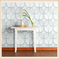 Quality PVC Manufactured Home Acoustic 3D Wall Tile Decorative Colored Wall Paneling for sale