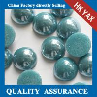 Quality China price glass stone pearl;glass stone pearl china price;stone pearl glass china price for sale