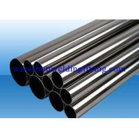 Quality Annealed Stainless Steel Pipe Welding ASTM A312 A213 A269 DIN 17458 JIS G3463 for sale