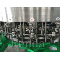 Buy cheap Electric Driven Beer Bottle Filling Equipment 110 / 220 / 380V 1 Year Warranty product