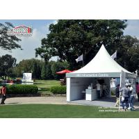 Quality 2000 People Tent Outdoor Event Tents / Double Decker Tent For Outdoor Sport for sale