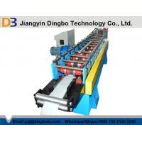 Quality Durable Track Making Metal Roll Former For Ceiling Slat With Hydraulic Steel for sale