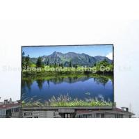 China LED Curtain Display For Stage Background / electronic LED display boards high brightness on sale
