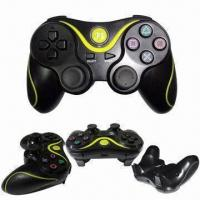 Buy cheap Wired Gamepad, Compatible with PS3 from wholesalers