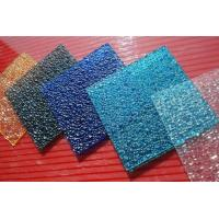Buy cheap Polycarbonate Embossed Solid Sheet (JFL3387) from wholesalers