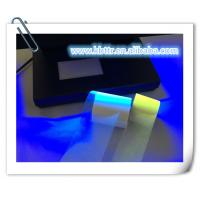 Quality Under ultraviolet light invisible blue printer uv ribbon for sale