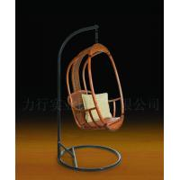 Buy cheap TF-9708 rattan swing chair/patio rattan hanging swing chair from wholesalers