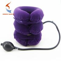 China New type inflatable cervical collar free size several color available for sale on sale