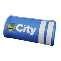 Quality L 20cm x D 5cm Light Blue Neoprene Pencilcase Heavy Duty , Cylinder Style for sale