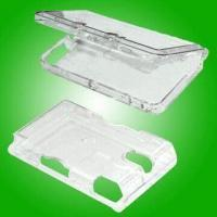 Quality Crystal Case for 3DS, Convenient, Protects from Dirt and Scratch for sale