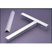 Buy cheap Galvanized/paint Flat Ceiling T Bar---to Nigeria product