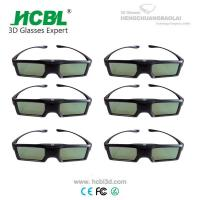 Quality Universal Active 3D Eyewear BT 3D Shutter Glasses For Sharp / Changhong / Skyworth / Konka for sale