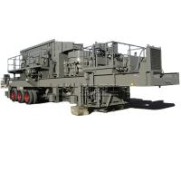 Quality Hot Selling Mobile Rock Crusher for sale