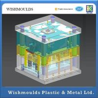 Custom Home Appliance Mould Products Prototype Plastic Injection Molding Service