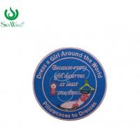 Quality Beautiful Sew On Custom Embroidered Patches Customized Material Oem Service for sale