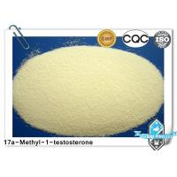Buy cheap 98.8% min. Steroid Hormone 17a-Methyl-1-testosterone CAS65-04-3 for Bodybuilding product