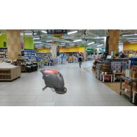 Quality Supermarket Floor Scrubber Dryer Machine With Held And Big Water Tank for sale