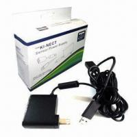 Quality AC Adapter with 100 to 240V/0.3A/47 to 63Hz Input and 12V/1.08A Output for Xbox 360 Kinect for sale