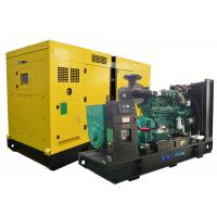 China Soundproof 500kva Cummins Diesel Generators With MECC Alternator ISO9001 / CE on sale