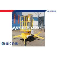 Quality Articulated 100-400kg Capacity Hydraulic Lifting Table 12 Months Warranty for sale