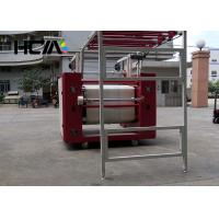 Quality 1 - 6 M / Min Rotary Heat Transfer Ribbon Printing Machines For Elastic Tape for sale