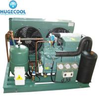 Quality Customized Refrigeration Compressor Unit , Outdoor Condensing Unit for sale