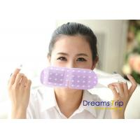 Quality Lavender Heated Steam Eye Mask with Real vapor Released for Tired Dry Eyes for sale
