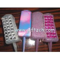 Quality Silicone Car Bag Holder for Hand Sanitizer Perfume Bottle for sale