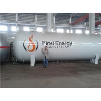 Quality High Quality Chinese Famous Brand 50cbm 80cbm 100cbm LPG Storage Tank for sale