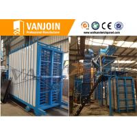 Quality Thermal Insulation Eco Wall Panel BuildingMaterial Making Machinery for sale