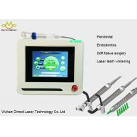 Quality 980 nm Diode Frenectomy Laser For Dental Treatment No Bleeding No Sewing for sale