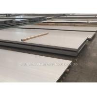 Quality 4MM Hairline 201 Hot Rolled Stainless Steel Sheet For Construction Engineering for sale