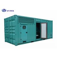 Buy cheap Big Power Cummins 1000 Kw Diesel Generator 1250kVA , Industrial Silent Generator product